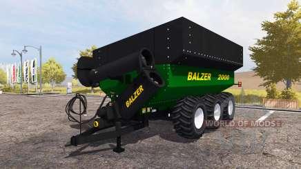 Balzer 2000 для Farming Simulator 2013