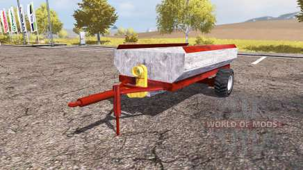 Tractor trailer для Farming Simulator 2013