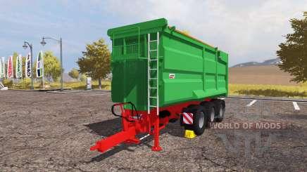 Kroger Agroliner MUK 402 для Farming Simulator 2013