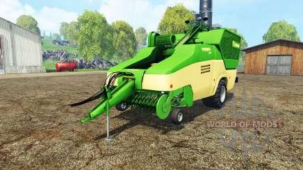 Krone Premos 5000 v2.0 для Farming Simulator 2015