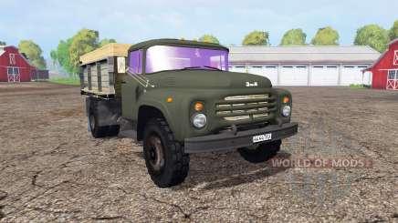 ЗиЛ 130 Амур v1.3 для Farming Simulator 2015