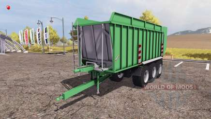Demmler TSM 3380 CV v2.0 для Farming Simulator 2013