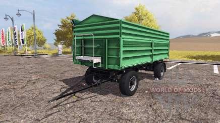Kogel tipper trailer для Farming Simulator 2013