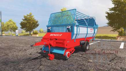 Mengele LW 330 Super для Farming Simulator 2013