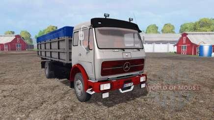 Mercedes-Benz NG 1632 для Farming Simulator 2015