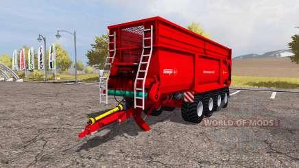 Krampe Bandit 980 для Farming Simulator 2013