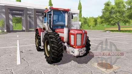 Schluter Super-Trac 2500 VL для Farming Simulator 2017