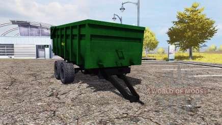 Dinapolis DINA DP-14 v2.0 для Farming Simulator 2013