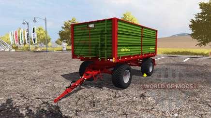 Fortuna K180-5.2 v1.2a для Farming Simulator 2013