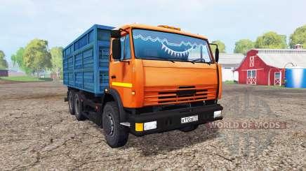 КамАЗ 53212 v1.1 для Farming Simulator 2015