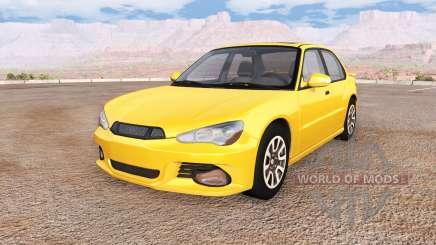Hirochi Sunburst V6 для BeamNG Drive