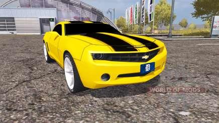 Chevrolet Camaro для Farming Simulator 2013