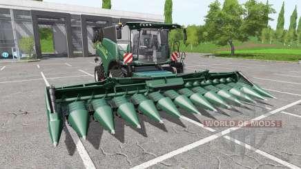 New Holland CR10.90 John Deere для Farming Simulator 2017