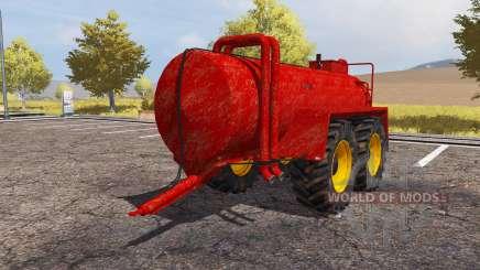 Teko manure spreader для Farming Simulator 2013