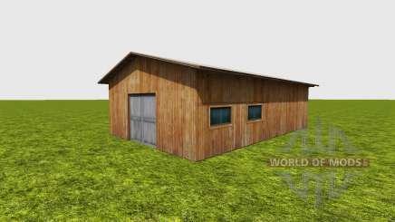 Barn для Farming Simulator 2015