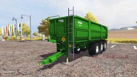 Krampe Big Body 900 S multifruit v1.7 для Farming Simulator 2013