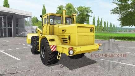 Кировец К 701 v2.0 для Farming Simulator 2017