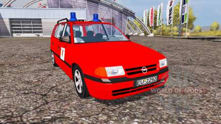 Opel Astra Caravan (F) для Farming Simulator 2013