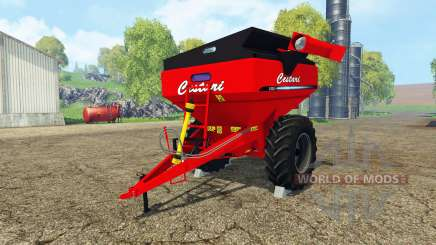 Cestari field transfer trailer для Farming Simulator 2015