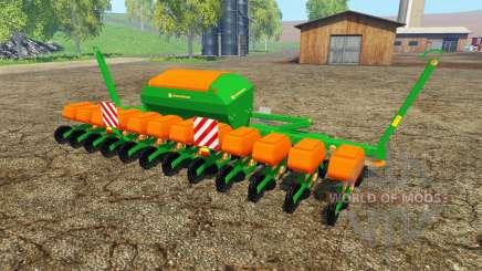Amazone ED 6000-2FC Super для Farming Simulator 2015