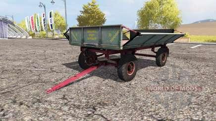 ПТС 4 тюковка для Farming Simulator 2013