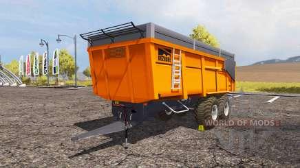 Dezeure D14TA для Farming Simulator 2013
