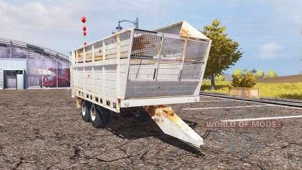 Fortschritt T088 silo для Farming Simulator 2013
