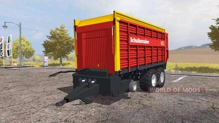 Schuitemaker Rapide 6600 для Farming Simulator 2013
