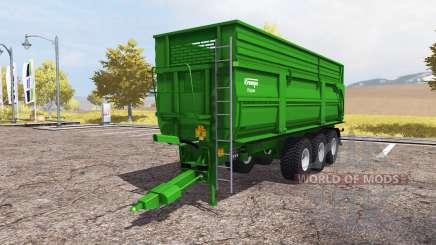 Krampe Big Body 900 S multifruit v1.1 для Farming Simulator 2013