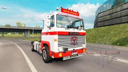 Scania 111 для Euro Truck Simulator 2