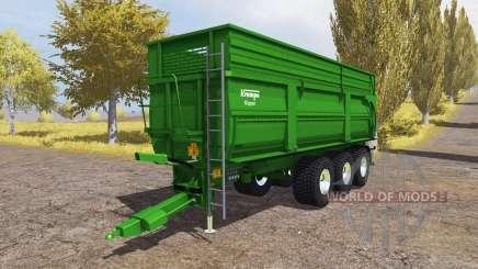 Krampe Big Body 900 S multifruit v1.4 для Farming Simulator 2013