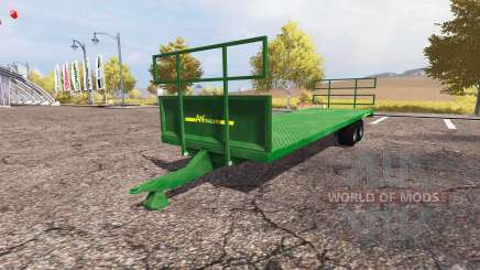 AWtrailers 12T для Farming Simulator 2013