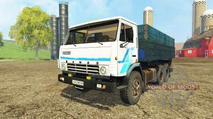 КамАЗ 5320 v3.0 для Farming Simulator 2015
