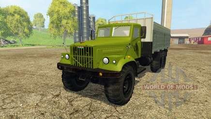 КрАЗ 257Б1 для Farming Simulator 2015