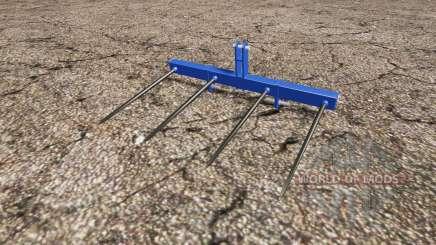 GOWEIL bale forks для Farming Simulator 2015