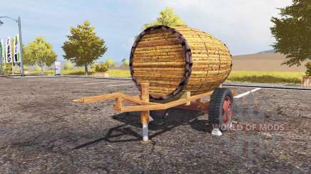 Liquid manure barrel для Farming Simulator 2013