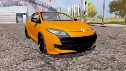Renault Megane R.S. 265 для Farming Simulator 2013