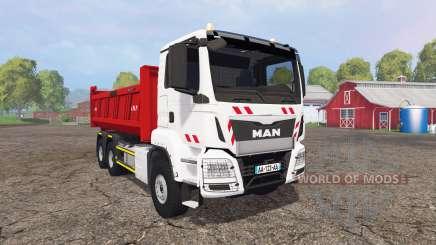 MAN TGS 26.480 для Farming Simulator 2015