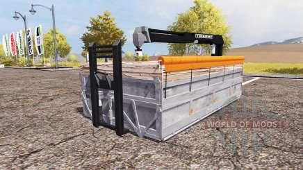 Dump body для Farming Simulator 2013