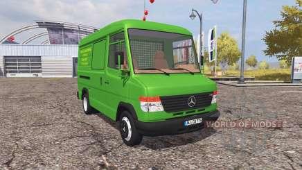 Mercedes-Benz Vario 614 D (Br.668) для Farming Simulator 2013