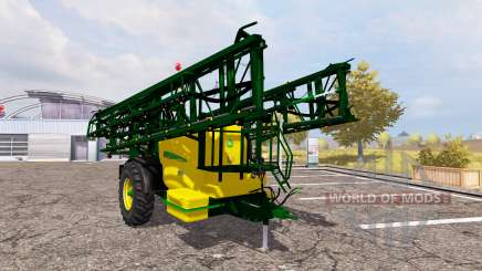 John Deere 840i для Farming Simulator 2013