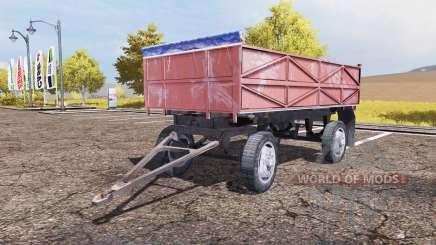 Remorca RM7 v2.0 для Farming Simulator 2013