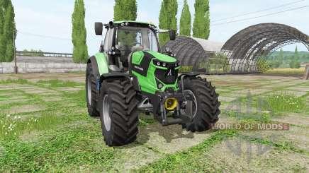 Deutz-Fahr Agrotron 6165 TTV для Farming Simulator 2017