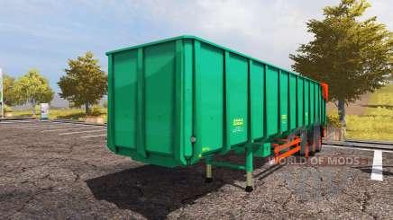 Aguas-Tenias semitrailer для Farming Simulator 2013