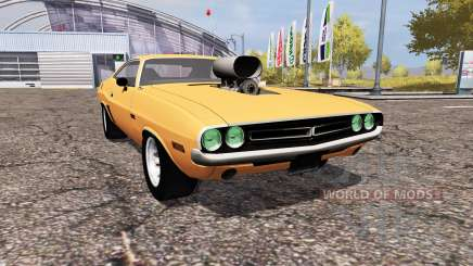 Dodge Challenger 426 Hemi для Farming Simulator 2013