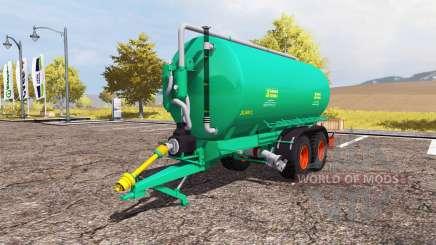 Aguas-Tenias CAT-20 для Farming Simulator 2013