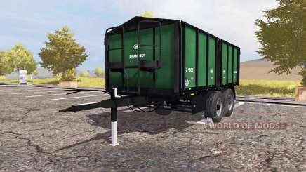 BRANTNER TA 20051-2 XXL Multiplex для Farming Simulator 2013