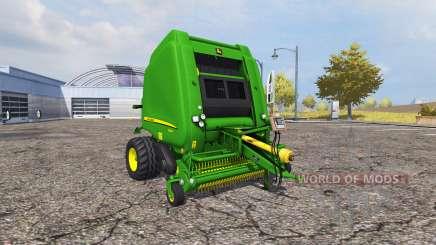 John Deere 864 Premium для Farming Simulator 2013