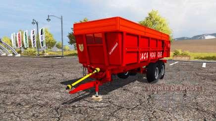 La Campagne BBC 18 для Farming Simulator 2013