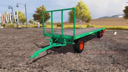 Aguas-Tenias PGRAT для Farming Simulator 2013